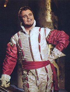 Nicolai Gedda as Il Duca di Mantova L