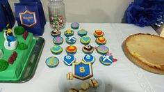 Cupcakes de Clash Royal