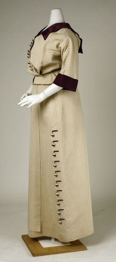 Walking Suit | c. 1910