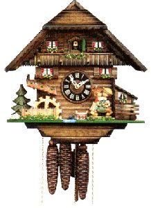 Cuckoo Clocks    Grandma T had one!!