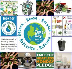 First Time Mom and Dad: 10 Ways To Make It Earth Day Everyday #EarthDay2015