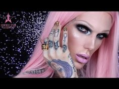 EXTREME HOLIDAY GLAM Makeup Tutorial - YouTube