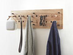 Moodboard 2X10 Oak - Magnetic Hanger System - Vifa Helsinki - Key Hanger - Glasses - Shirt - Jacket - Sunglasses