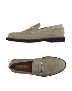MOSCHINO Moccasins. #moschino #shoes #moccasins