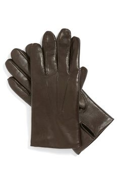 Nordstrom Leather Touchscreen Gloves #KatalinaGirl #blogger #ValentinesDayGiftsForHim