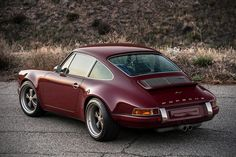The Singer Design Porsche 911 North Carolina | Freshness Mag