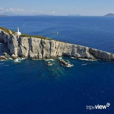 The Southern Point of Lefkada Isl, Greece