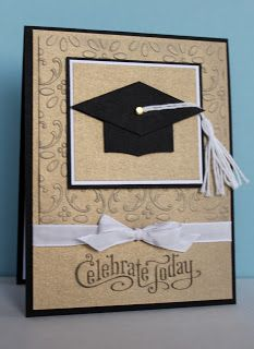 Just Julie B's Stampin' Space: Another Graduation!