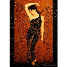 deviantART Shop Framed Wall Art Prints & Canvas | Anthro | Digital... ❤ liked on Polyvore