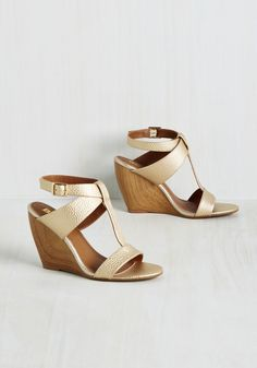 5a70a954e4ef Stride and Glory Wedge. Youre renowned for your fashionable shoe game