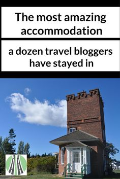 The best accommodation 12 travel bloggers have stayed in. You might be surprised by the results! Photo credit to Lara Dunning