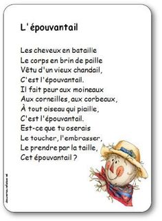 Give Your Child a Head Start, and.Pave the Way for a Bright, Successful Future. Read In French, How To Speak French, Learn French, French Teaching Resources, Teaching French, Teaching Tools, Halloween Vocabulary, French Poems, Gardens