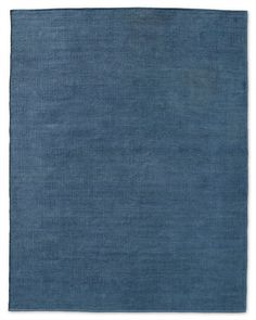 Shana Rug - Indigo. Final Sale. $1495 12x15 retail. No 5x7 available.