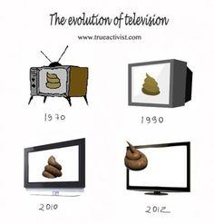 True story : Shitty Tv