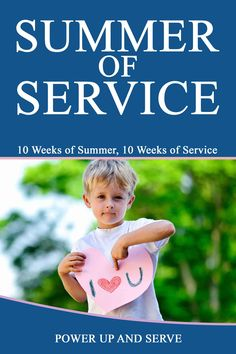 """A 33 page workbookdesigned to guide your child through 10 simple acts of service!Included are instructions, printables, and reflection worksheets.Only $1 per WEEK! 10 weeks ofSUMMER 10 weeks ofSERVICE buy now Summer is coming…and you know what that means.A couple days of fun summer bliss.And then IThappens!""""I'M BORED!""""It happens to all of us.The rest of …"""