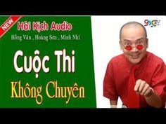Cuộc Thi Không Chuyên - Hài Kịch Audio | Hoài Sơn , Hồng Vân , Minh Nhí