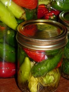 Pickled jalapeno peppers mason jar pickling recipe