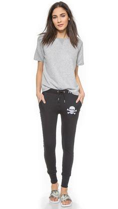 Zoe Karssen No Love Lost Sweatpants #Shopbop