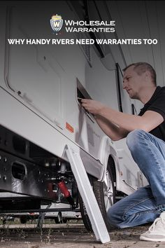 """If you're an """"all-hands-on-deck"""" kind of RVer, then you're probably on top of your RVs maintenance year-round. There are many RVers out there who are very handy and can fix just about anything! While this can be an impressive and useful skill, doing your own RV repairs is always a happy–or simple–feat. If you're a hands-on type of person that is on the fence about getting a warranty for your motorhome or travel trailer, we think you could benefit from reading this blog! Rv Life, Motorhome, Fence, Benefit, Hands, Type, Reading, Simple, Blog"""