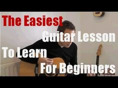 Hey Jude - The Beatles - Beginner Guitar Lessons - Easy Guitar Songs - L...