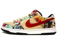 "Wanted:    Nike SB ""Paris"""