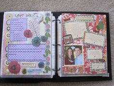 Scrapbook Cookbook.. YES!!!  This one might be the BEST. (Prettiest)