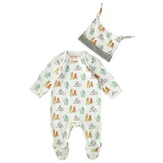 Bunnies Baby Sleepsuit & Hat Gift Set   Gifts for Babies   CathKidston
