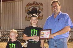 Ozark Raceway Park...and the winner is......!!!