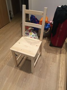 These Ikea Ivor Chairs Will Be Brill To Paint Too!