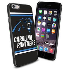 """Carolina Panthers iPhone 6 4.7"""" Case Cover Protector for iPhone 6 TPU Rubber Case SHUMMA http://www.amazon.com/dp/B00T48S3J4/ref=cm_sw_r_pi_dp_Cbpwwb184H4ME"""