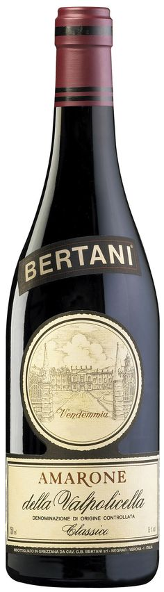 Bertani Amarone Classico 1980 Wines, Champagne, Bottle, 30th Anniversary, Auction, House, Home, Flask, Homes