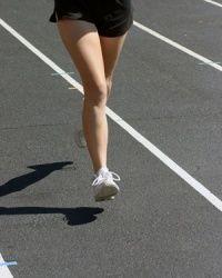 Krém izomfájdalomra Running, Racing, Keep Running