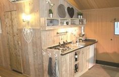 Safaritent met badkamer en complete keuken, www.glamping-vakanties.nl