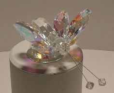 Butterfly Crystal Figurine #YoYoBirthday