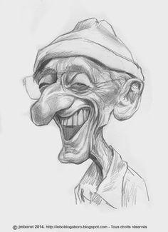 54 Pencil Drawing Of Cartoon People Ideas - Art Pencil Drawing Images, Cool Art Drawings, Art Drawings Sketches, Easy Pencil Drawings, Cartoon People, Cartoon Faces, Cartoon Art, Character Sketches, Character Drawing