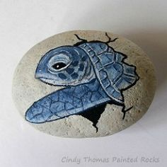 Painting Rock & Stone Animals, Nativity Sets & More: How to Paint Gems and Pearls on Rocks