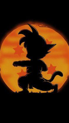 Hit Tutorial and Ideas Dragon Ball Gt, Goku Wallpaper, Wallpaper Art, Mobile Wallpaper, Goku Drawing, Kid Goku, Z Arts, Animes Wallpapers, Otaku