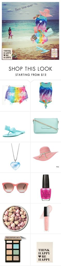 """""""Simmer time)))))"""" by mashamusatova ❤ liked on Polyvore featuring Levi's, ZALORA, Baccarat, Magid, TOMS, OPI, Butter London, Bobbi Brown Cosmetics, Chronicle Books and women's clothing"""