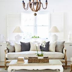 French Provincial Living Room Package