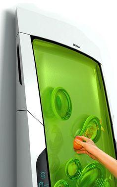 Le frigo du futur !