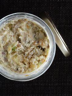 rillettes de poulet a la pistache