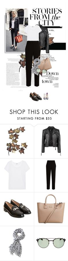 """Southamerica says: Hello Fall!"" by solespejismo on Polyvore featuring moda, Boohoo, Splendid, The Row, Tod's, MANGO, L.L.Bean, Ray-Ban y Teeez"