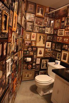 Best Bathroom Ever! | Soho Photo Gallery | Betty Tsang | Flickr Interior And Exterior, Interior Design, Amazing Bathrooms, Bathroom Interior, Bathrooms Decor, Bathroom Inspiration, Great Rooms, Small Bathroom, Coffee Shop