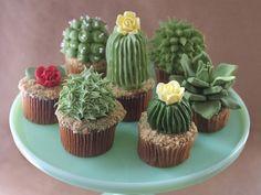 los realistas cupcakes vegetales de Alana Jones Mann desde Directo al paladar