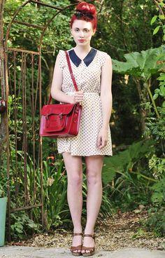 Shop this look on Kaleidoscope (dress, purse, wedges, sunglasses)  http://kalei.do/WJrTAGZYBffHj9hv