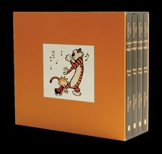 Calvin & Haroldo box set