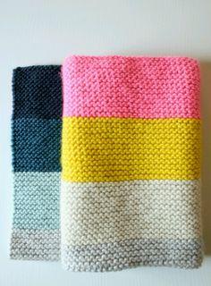 Super easy blanket