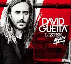 """David Guetta propose une réédition de l'album """"Listen"""""""