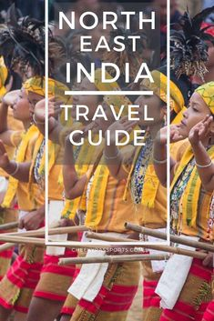 After spending several months in North East #India, here's our #northeast India #travel #guide and North East India #itinerary with as much info as possible! #incredibleinida #travelawesome #offbeattravel #unexplored #travelstoke #travelawesome #travelguide #travelcouple #beautifuldestinations #destinations #natgeo India Travel Guide, Asia Travel, Time Travel, Travel Advice, Travel Guides, Travel Tips, Northeast India, Adventures Abroad, Passport Travel