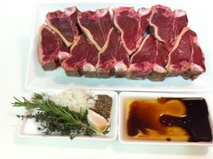 Lamb Loin Chops Recipe | Easy & Quick Homemade Recipe, see full recipes at http://homemaderecipes.com/lamb-loin-chops-recipe/